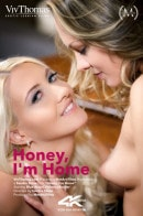 Blue Angel & Helena Moeller in Honey I'm Home video from VIVTHOMAS VIDEO by Sandra Shine