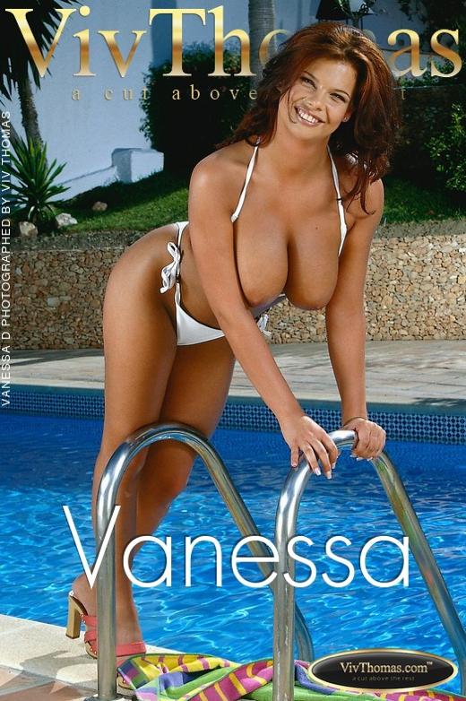 Vanessa D - `Vanessa` - by Viv Thomas for VIVTHOMAS