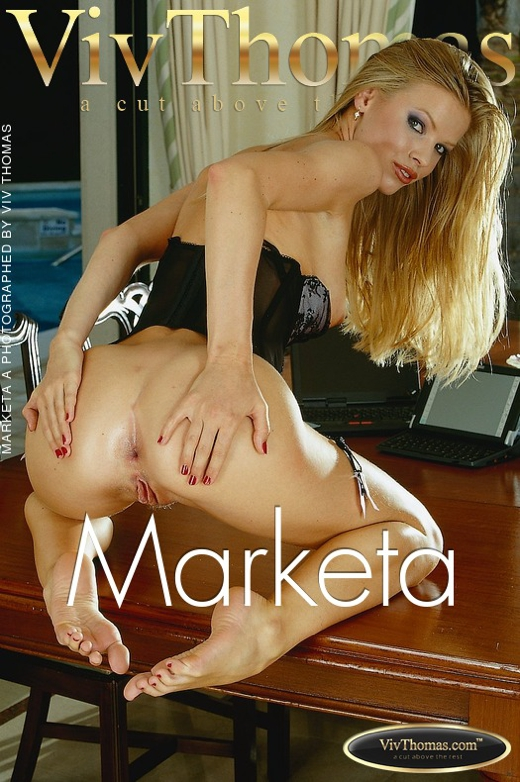 Marketa A - `Marketa` - by Viv Thomas for VIVTHOMAS