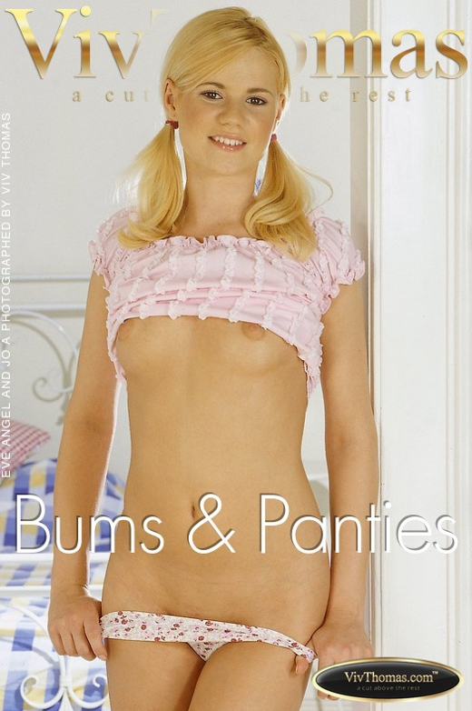 Eve Angel & Jo - `Bums & Panties` - by Viv Thomas for VIVTHOMAS