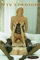 Kellie Marie & Alexia
