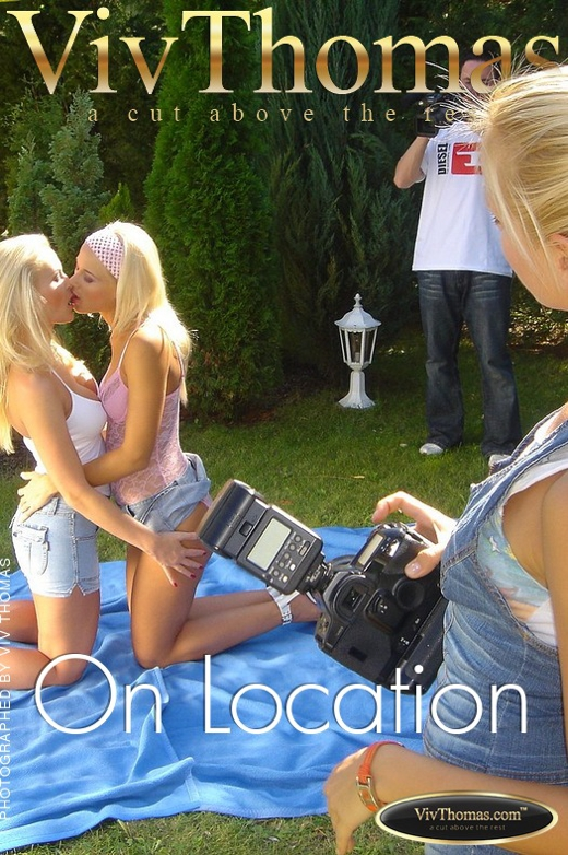 Gina B & Sandra Shine & Sandy A & Simony Diamond & Sophie Moon - `On Location` - by Viv Thomas for VIVTHOMAS