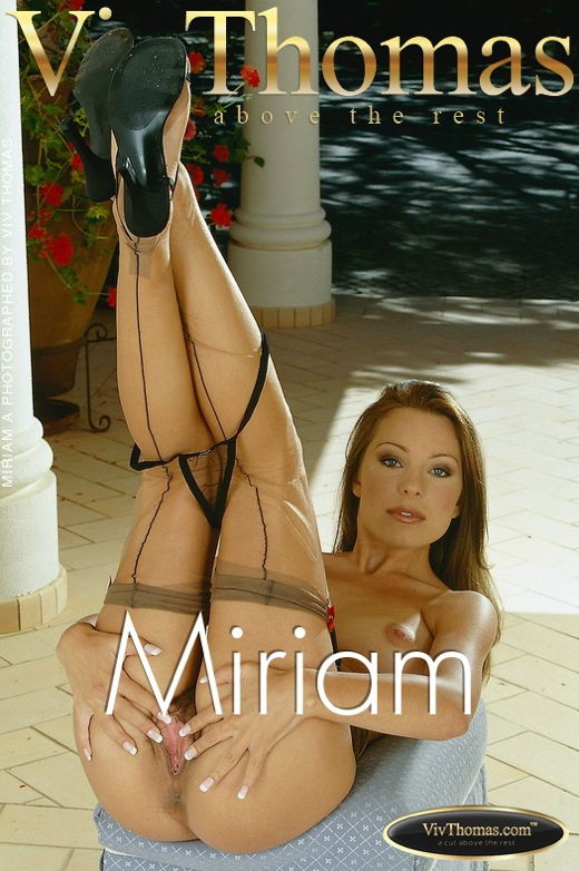Miriam A - `Miriam` - by Viv Thomas for VIVTHOMAS