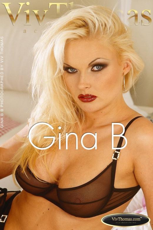 Gina B - `Gina B` - by Viv Thomas for VIVTHOMAS
