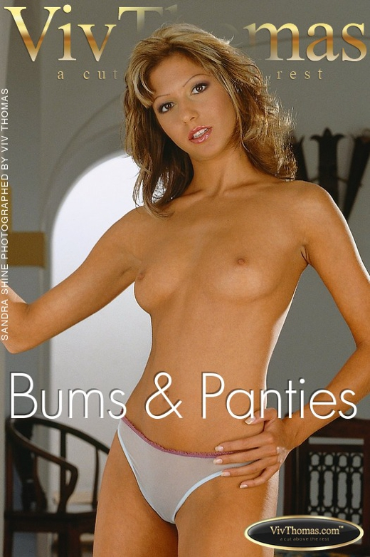 Sandra Shine - `Bums & Panties` - by Viv Thomas for VIVTHOMAS