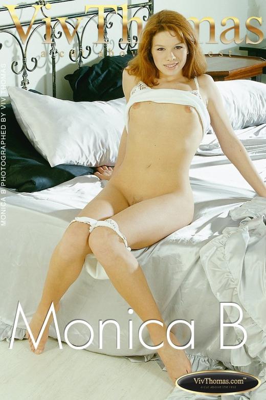 Monica B - `Monica B` - by Viv Thomas for VIVTHOMAS