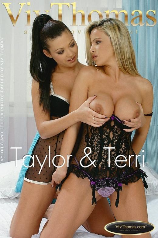 Taylor C & Terri A - `Taylor & Terri` - by Viv Thomas for VIVTHOMAS