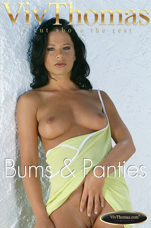 Sophie A - `Bums & Panties` - by Viv Thomas for VIVTHOMAS