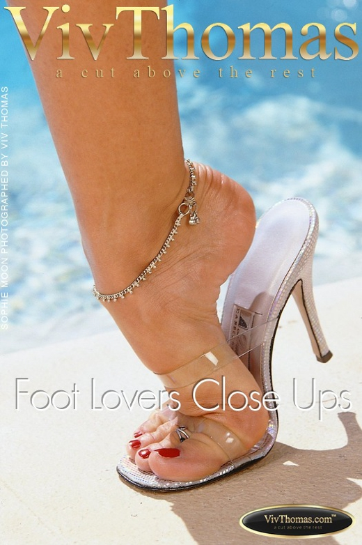 Sophie Moon - `Foot Lovers Close Ups` - by Viv Thomas for VIVTHOMAS