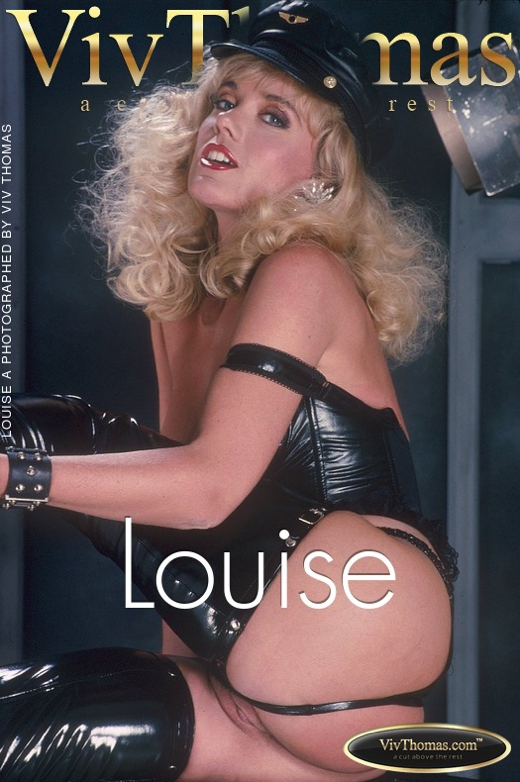 Louise A - `Louise` - by Viv Thomas for VIVTHOMAS