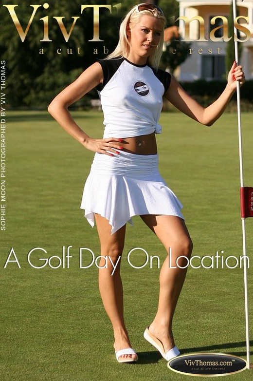 Sophie Moon in A Golf Day On Location gallery from VIVTHOMAS by Viv Thomas