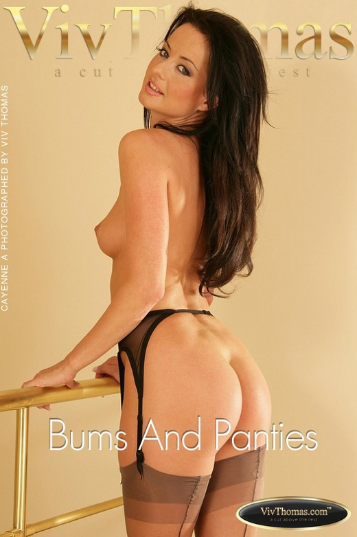 Cayenne A - `Bums And Panties` - by Viv Thomas for VIVTHOMAS