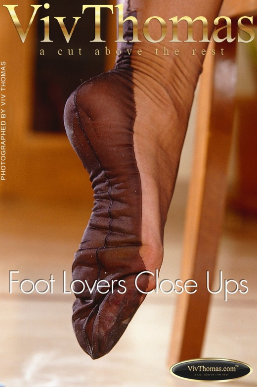 Kylie A & Sophie Moon - `Foot Lovers Close Ups` - by Viv Thomas for VIVTHOMAS