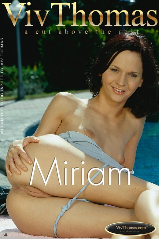 Miriam B - `Miriam` - by Viv Thomas for VIVTHOMAS