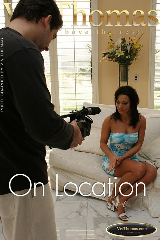 Sandra Romain & Scott Nails - `On Location` - by Viv Thomas for VIVTHOMAS