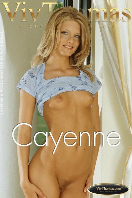 Cayenne A - `Cayenne` - by Viv Thomas for VIVTHOMAS