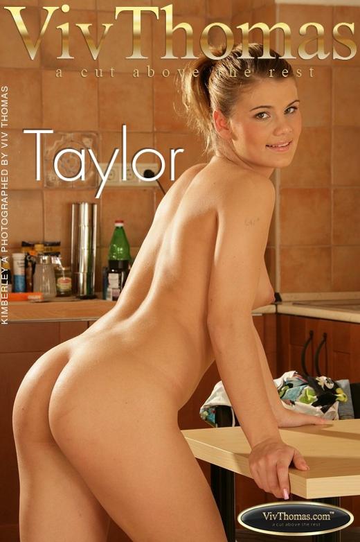 Kimberley A - `Taylor` - by Viv Thomas for VIVTHOMAS
