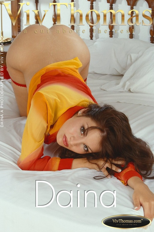 Daina A - `Daina` - by Viv Thomas for VIVTHOMAS