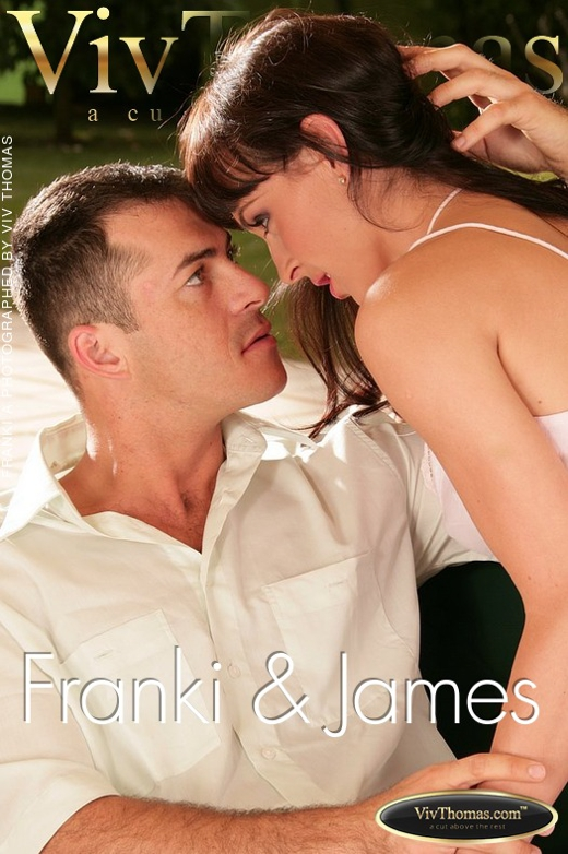 Franki A - `Franki & James` - by Viv Thomas for VIVTHOMAS
