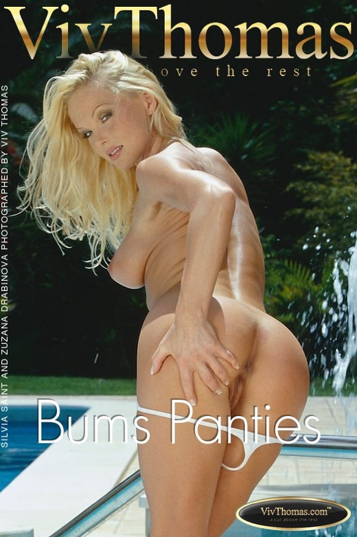 Silvia Saint & Zuzana Drabinova - `Bums Panties` - by Viv Thomas for VIVTHOMAS