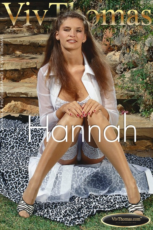 Hannah A - `Hannah` - by Viv Thomas for VIVTHOMAS