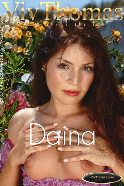 Daina A - `Daina` - by Viv Thomas for VIVTHOMAS
