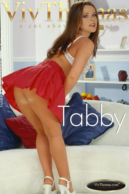 Tabby A - `Tabby - breasts again` - by Viv Thomas for VIVTHOMAS