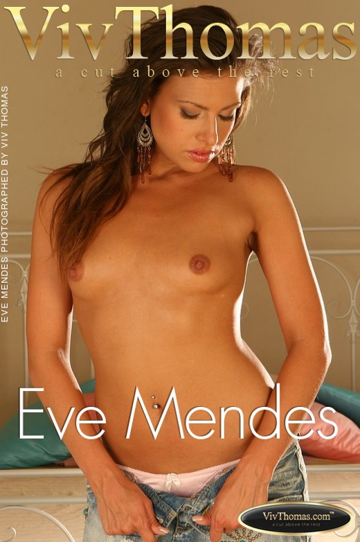 Eve Mendes - `Eve Mendes` - by Viv Thomas for VIVTHOMAS