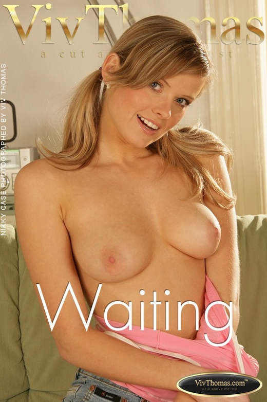 Nikky Case - `Waiting` - by Viv Thomas for VIVTHOMAS