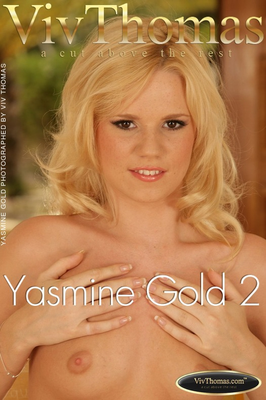 Yasmine Gold - `Yasmine Gold 2` - by Viv Thomas for VIVTHOMAS
