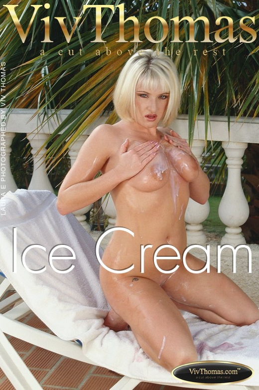 Laura E - `Ice Cream` - by Viv Thomas for VIVTHOMAS