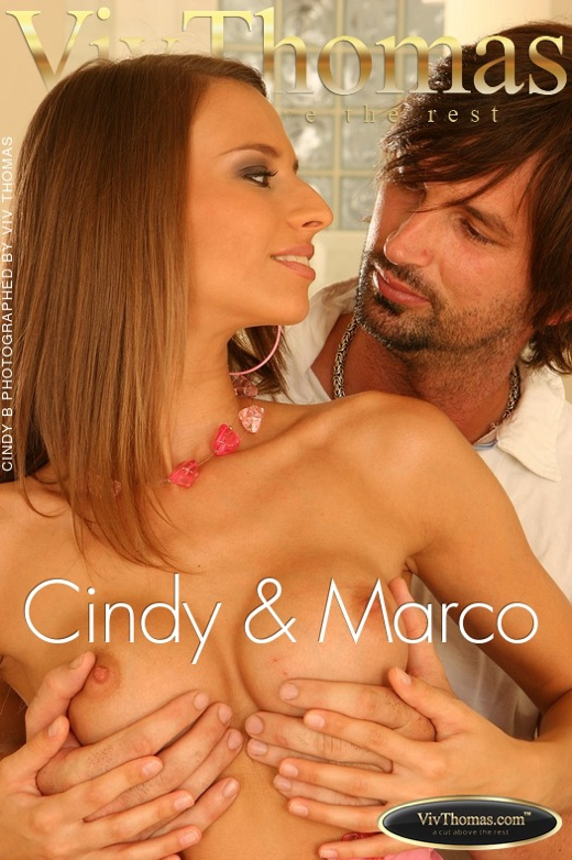Cindy B & Marco - `Cindy & Marco` - by Viv Thomas for VIVTHOMAS