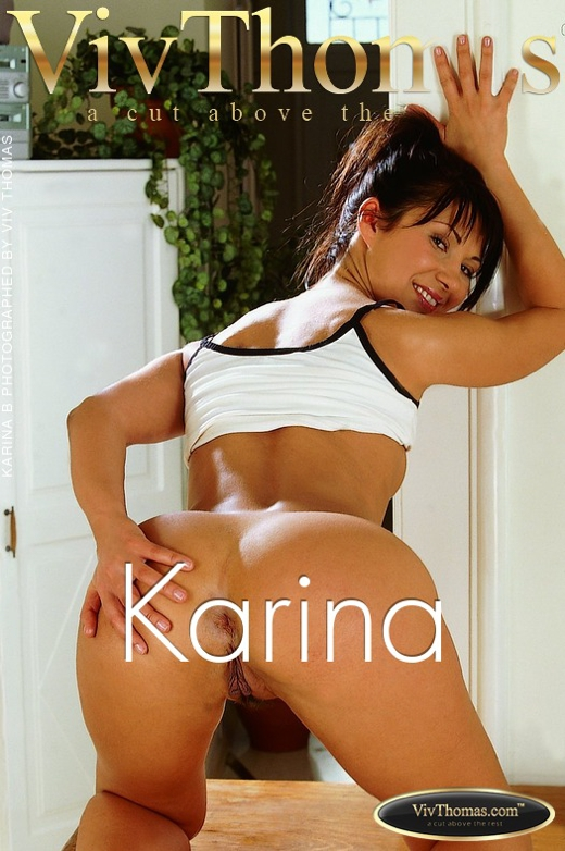 Karina B - `Karina` - by Viv Thomas for VIVTHOMAS