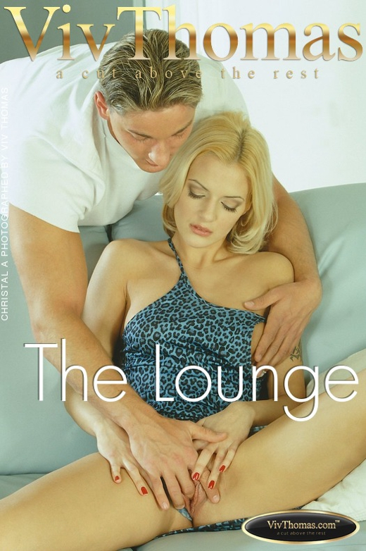 Christal A - `The Lounge` - by Viv Thomas for VIVTHOMAS