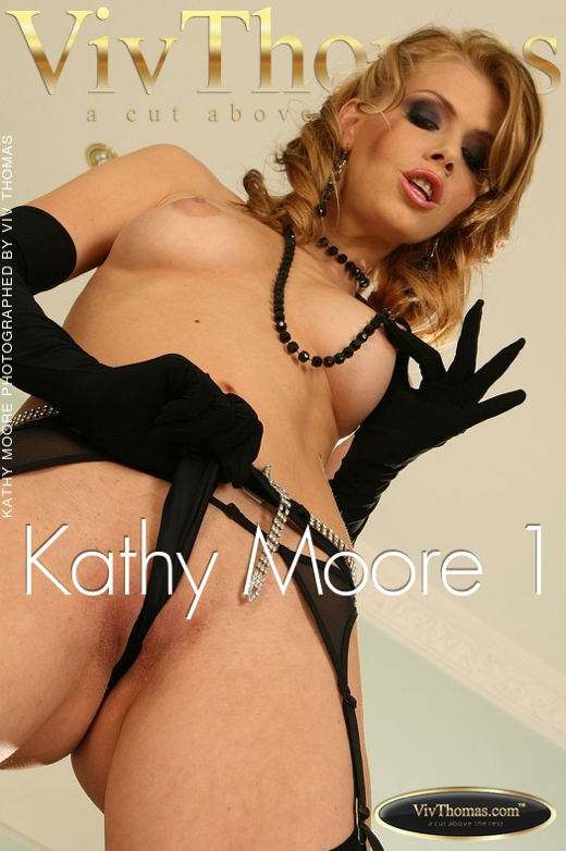Kathy Moore - `Kathy Moore 1` - by Viv Thomas for VIVTHOMAS