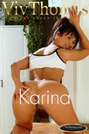 Karina B in Karina gallery from VIVTHOMAS by Viv Thomas