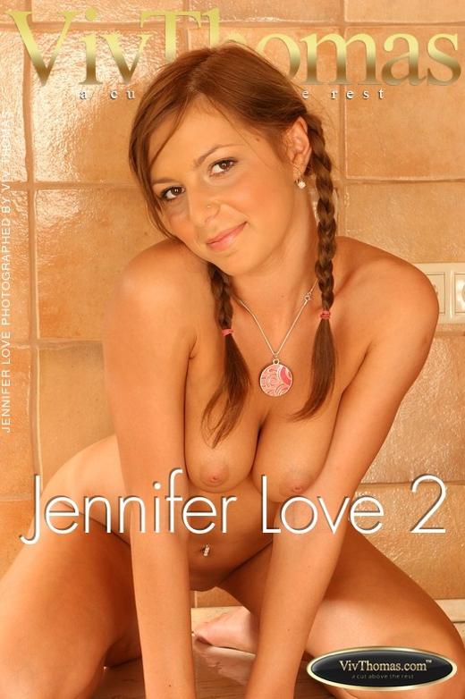 Jennifer Love - `Jennifer Love 2` - by Viv Thomas for VIVTHOMAS