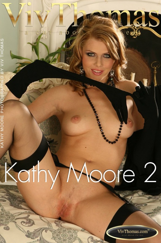 Kathy Moore - `Kathy Moore 2` - by Viv Thomas for VIVTHOMAS