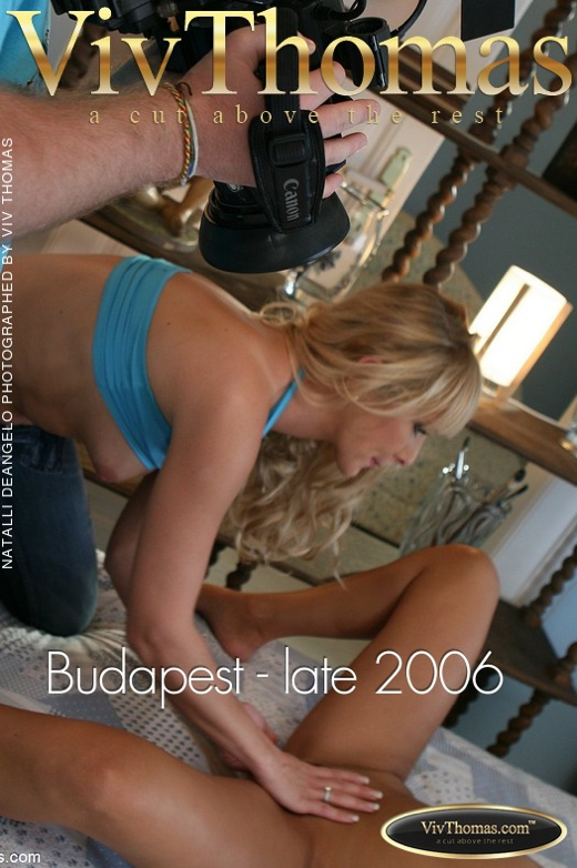 Daria Glower & Natalli DeAngelo - `Budapest - late 2006` - by Viv Thomas for VIVTHOMAS