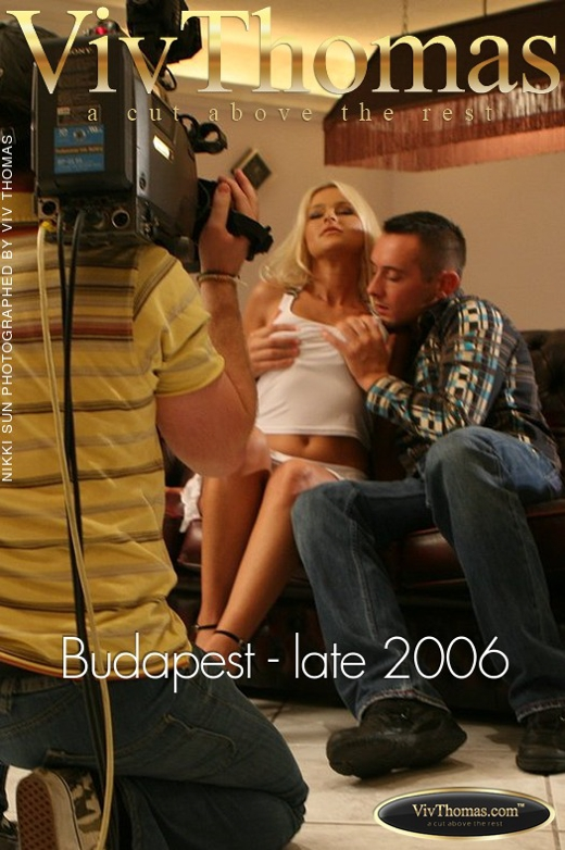 Nikki Sun & Tristan Seagal - `Budapest - late 2006` - by Viv Thomas for VIVTHOMAS