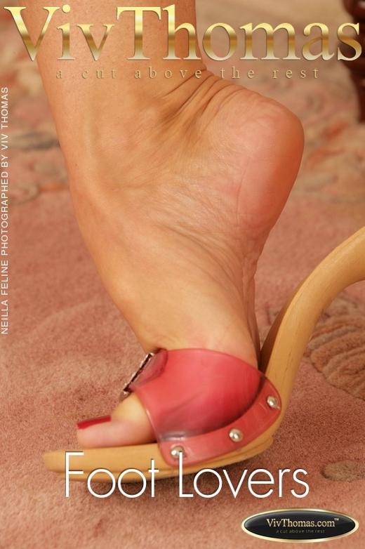 Neilla Feline - `Foot Lovers` - by Viv Thomas for VIVTHOMAS