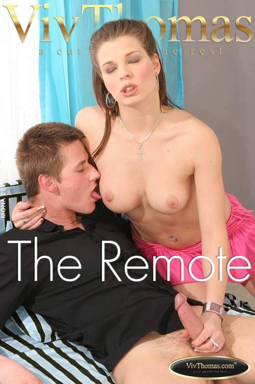Mona Lee & Thomas B - `The Remote` - by Viv Thomas for VIVTHOMAS