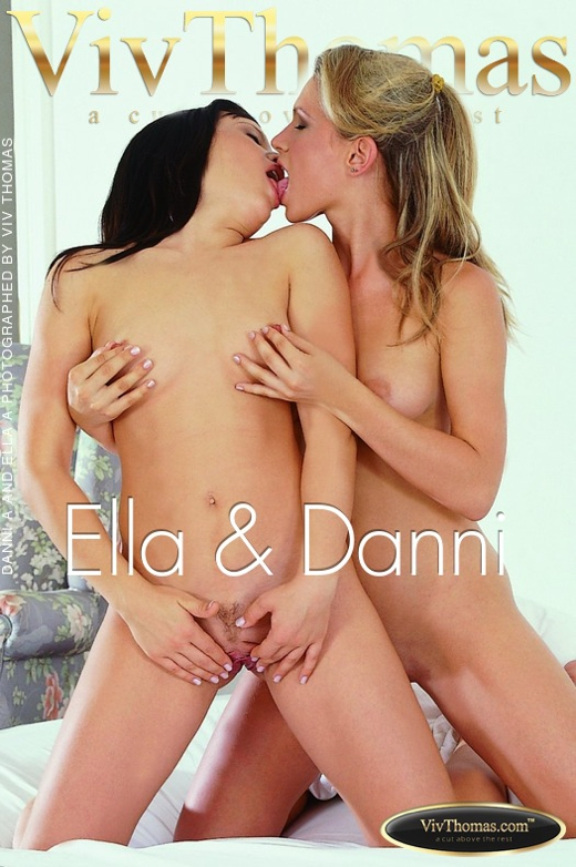 Danni A & Ella A - `Ella & Danni` - by Viv Thomas for VIVTHOMAS