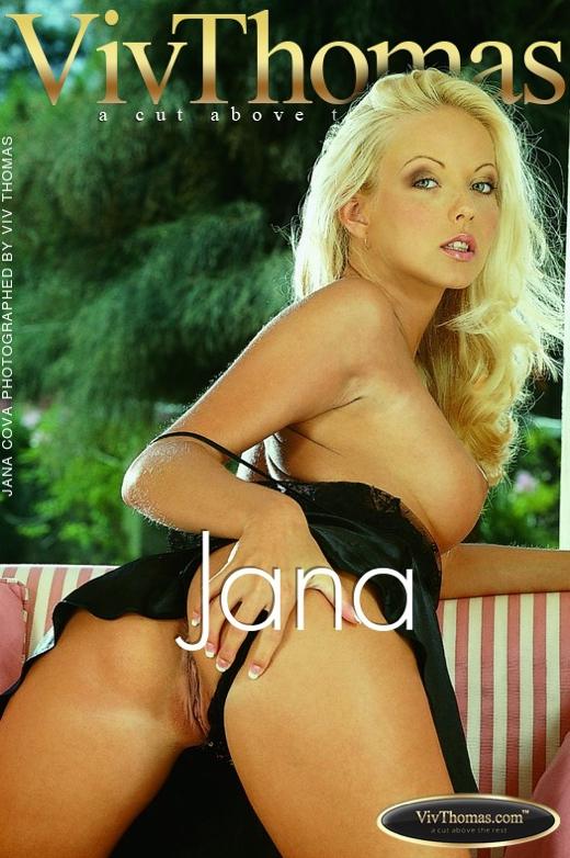 Jana Cova - `Jana` - by Viv Thomas for VIVTHOMAS