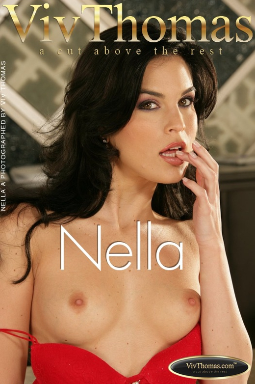 Nella A - `Nelly` - by Viv Thomas for VIVTHOMAS