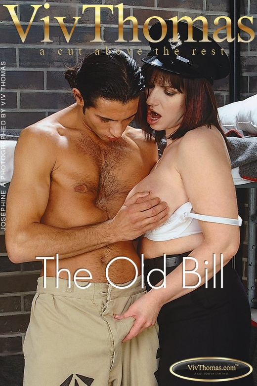Josephine A - `The Old Bill` - by Viv Thomas for VIVTHOMAS