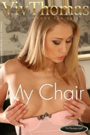 Valery Hilton in My Chair gallery from VIVTHOMAS by Viv Thomas