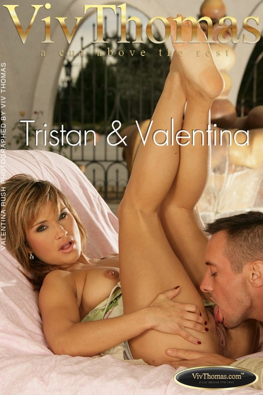 Valentina Rush - `Tristan and Valentina` - by Viv Thomas for VIVTHOMAS