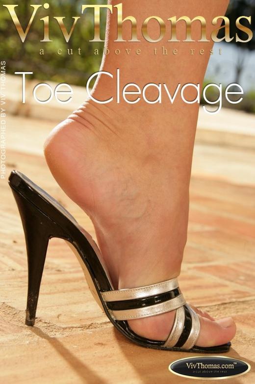 Sandra Shine & Silvia Saint - `Toe Cleavage` - by Viv Thomas for VIVTHOMAS