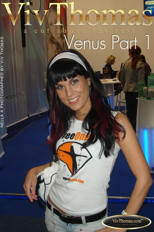 Nella A - `Venus Part 1` - by Viv Thomas for VIVTHOMAS